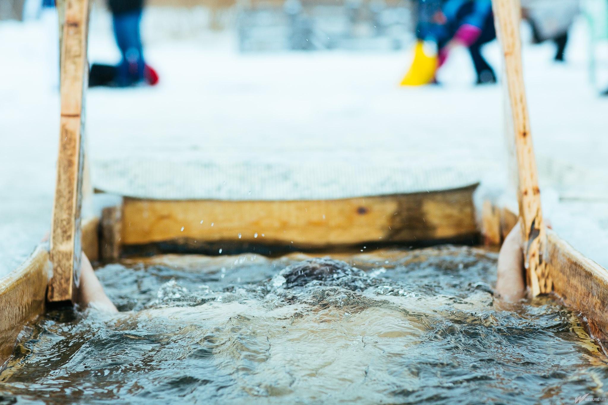 На Дону разрешили крещенские купания   с учетом социальной дистанции