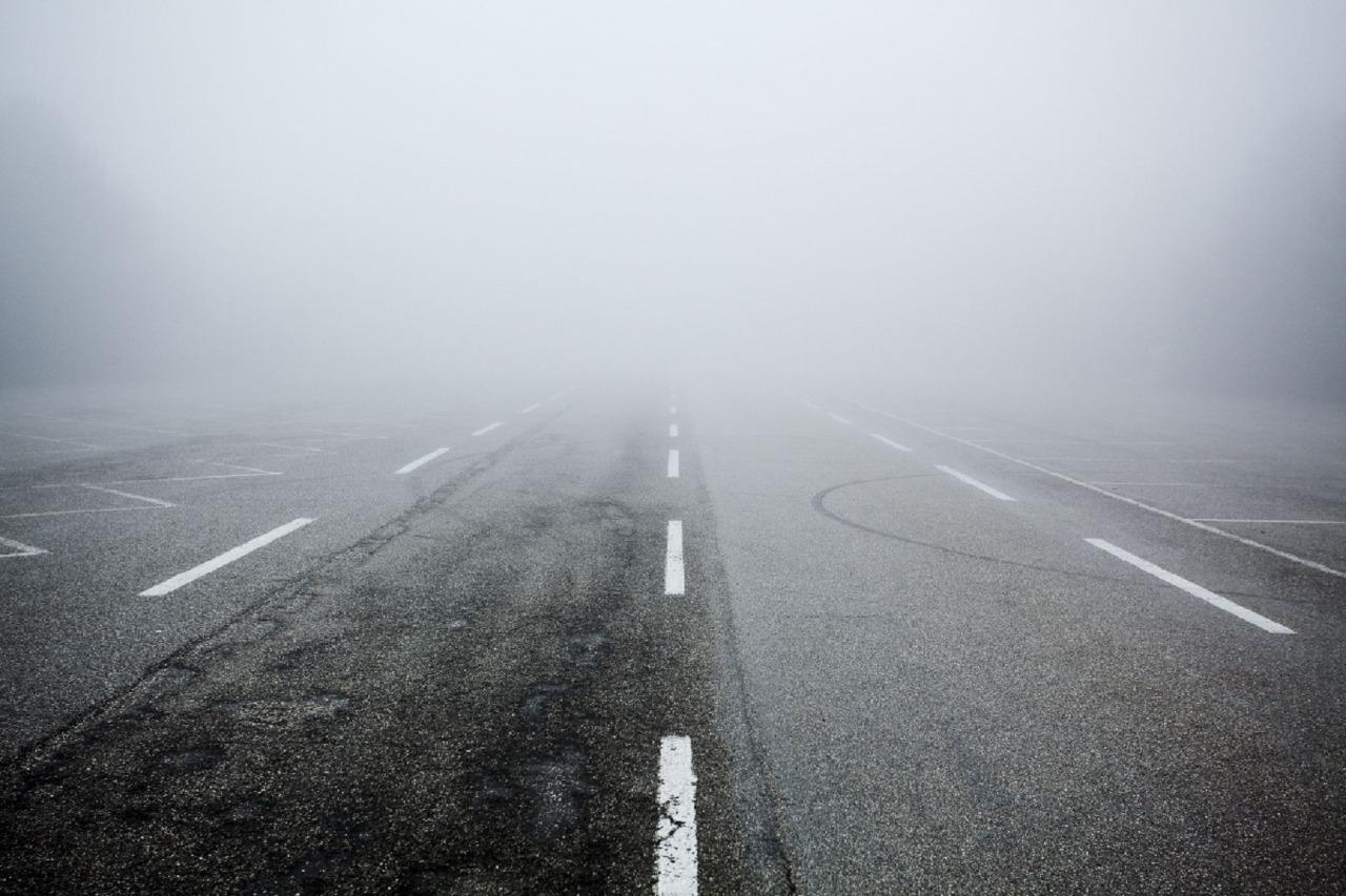 ГИБДД предупреждает егорлычан о тумане