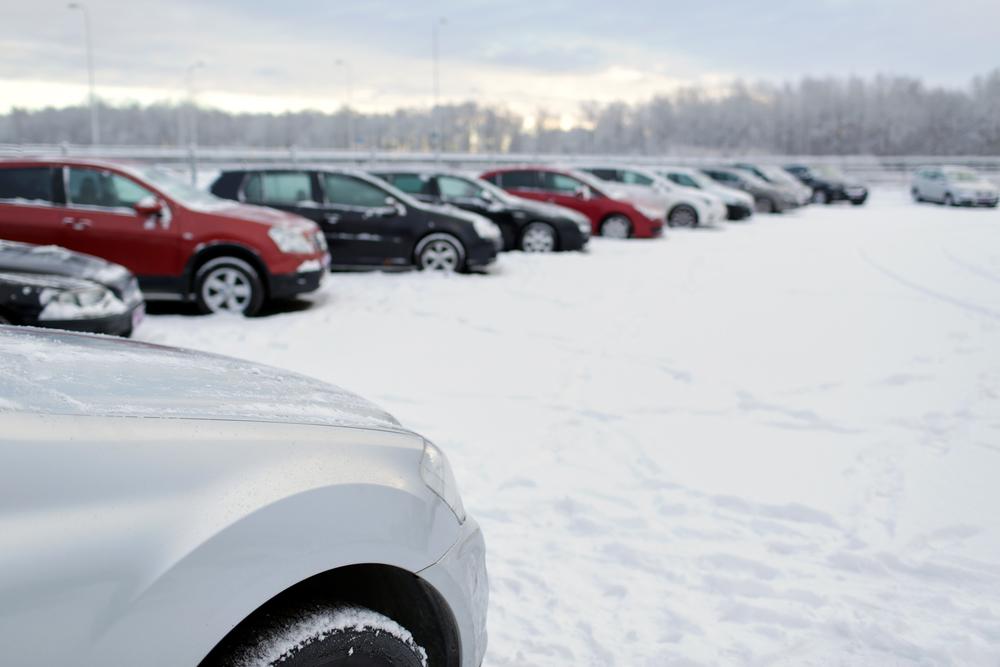 Опасная ошибка при парковке автомобиля
