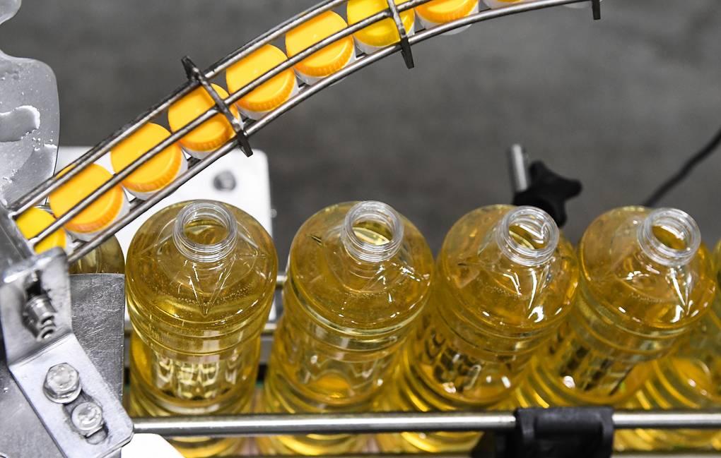 Цены на подсолнечное масло могут остаться прежними до конца августа