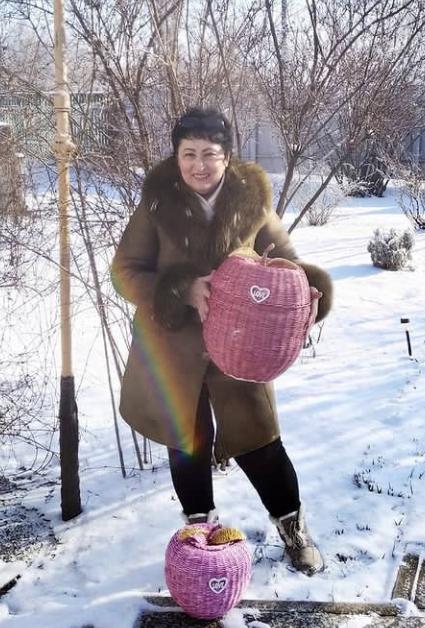 Участница фотоконкурса Егорлыкской газеты «Заря»  рассказала о своей маме