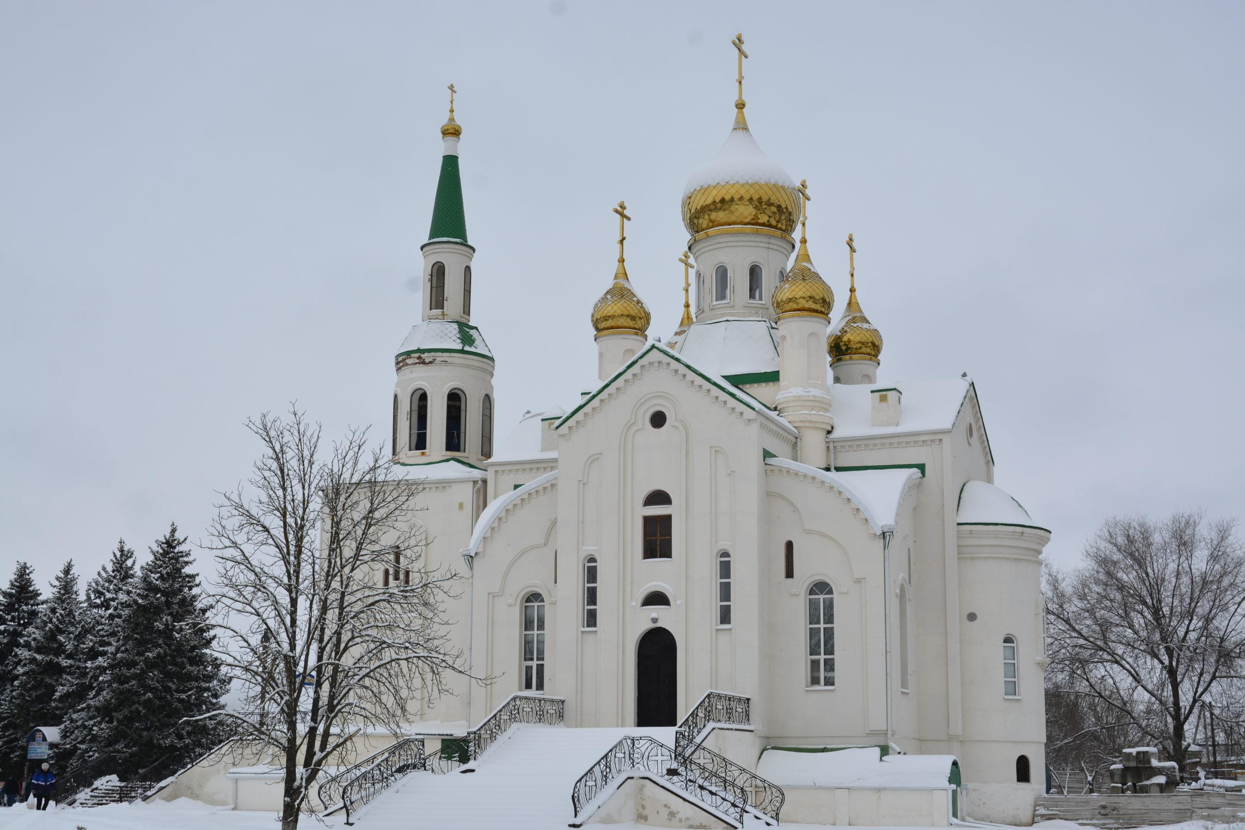 Как помочь Егорлыкскому Храму?
