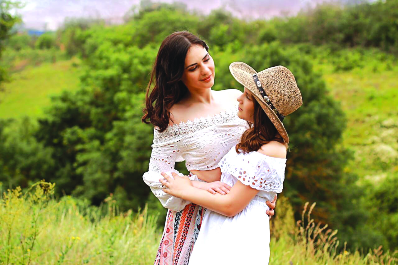 Егорлычанка рассказывает о своей маме