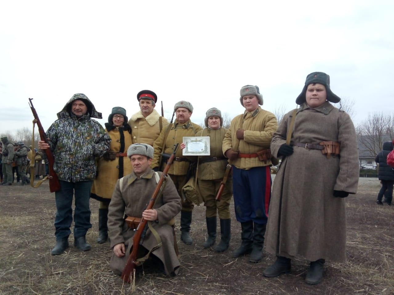 Егорлычане награждены за военно-патриотическую работу