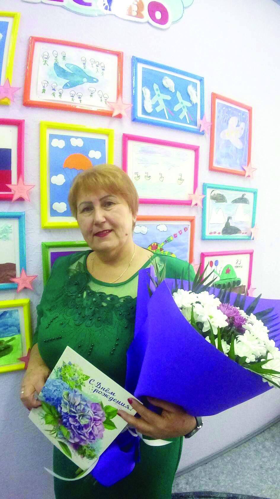 Жительница Егорлыкского района рассказала о своей маме в стихах