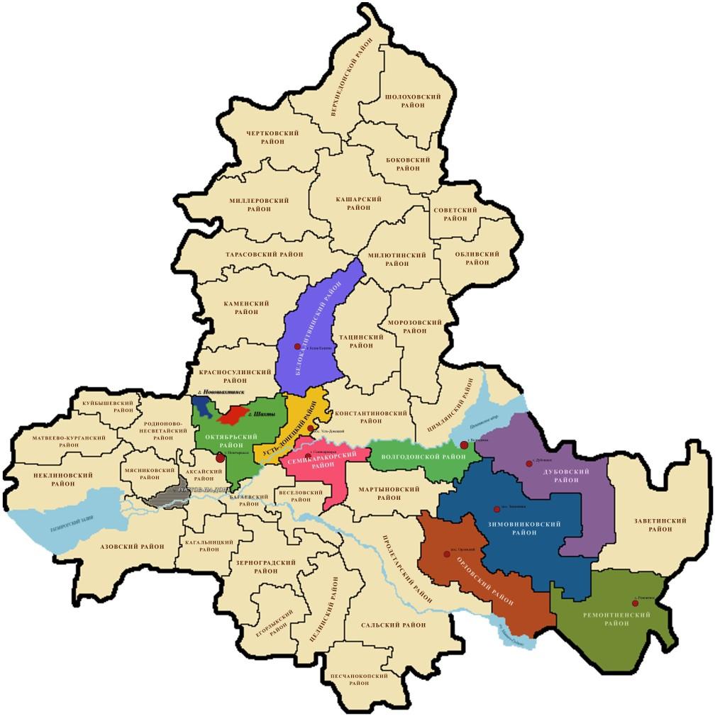 Ейский район хочет присоединиться к Ростовской области