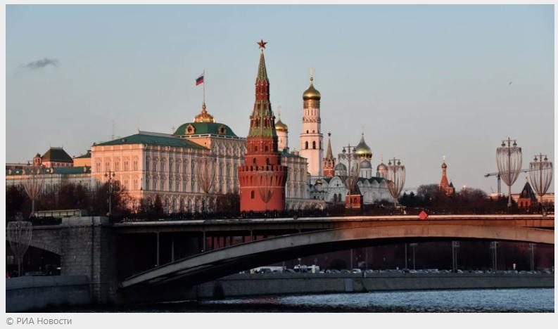 В России резко отреагировали на слова Байдена о Путине
