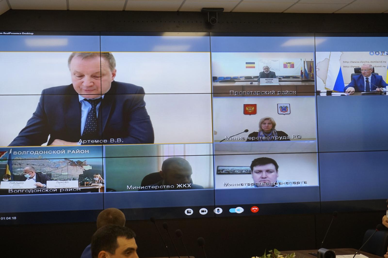 На Дону к системе «Безопасный город» подключат еще 447 видеокамер