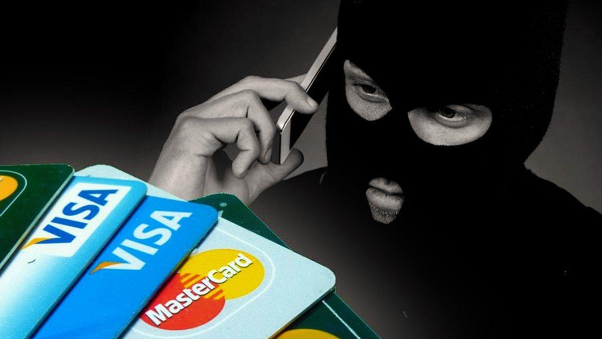 Очередная схема мошенников в России