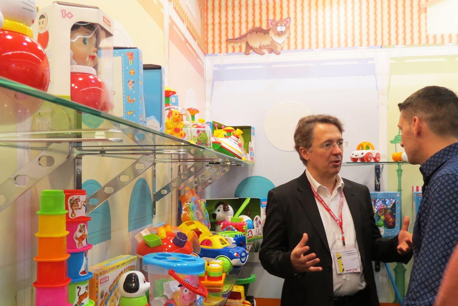 Предприятие Дона по выпуску игрушек признано одним из лучших в России