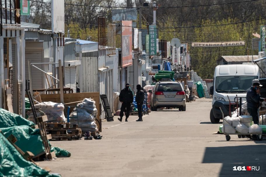 Ситуация на рынках Ростова выходит на уровень переговоров