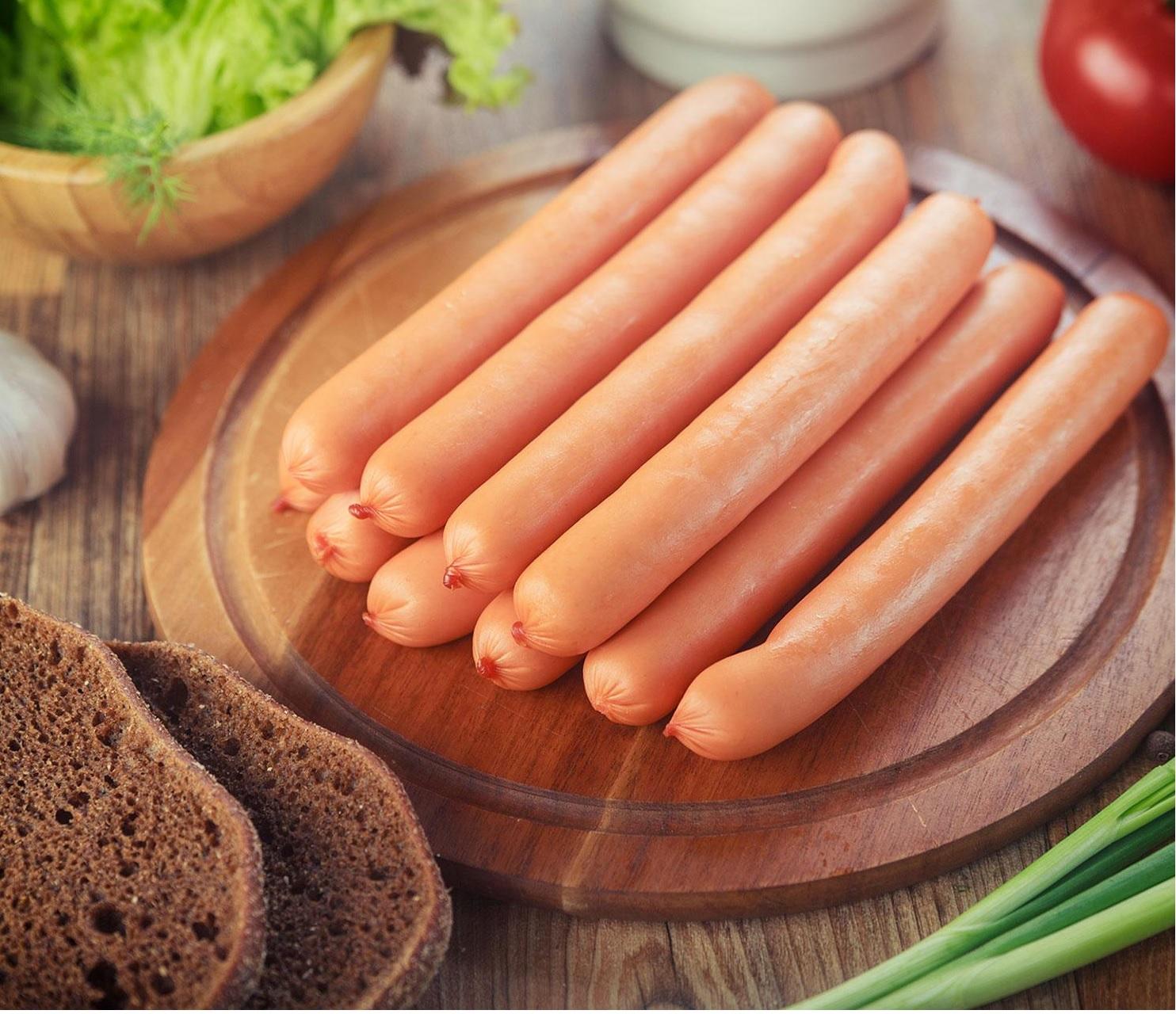Можно ли употреблять сливочные сосиски