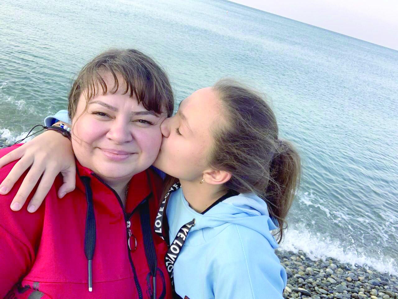 Егорлычанка рассказала о своей маме