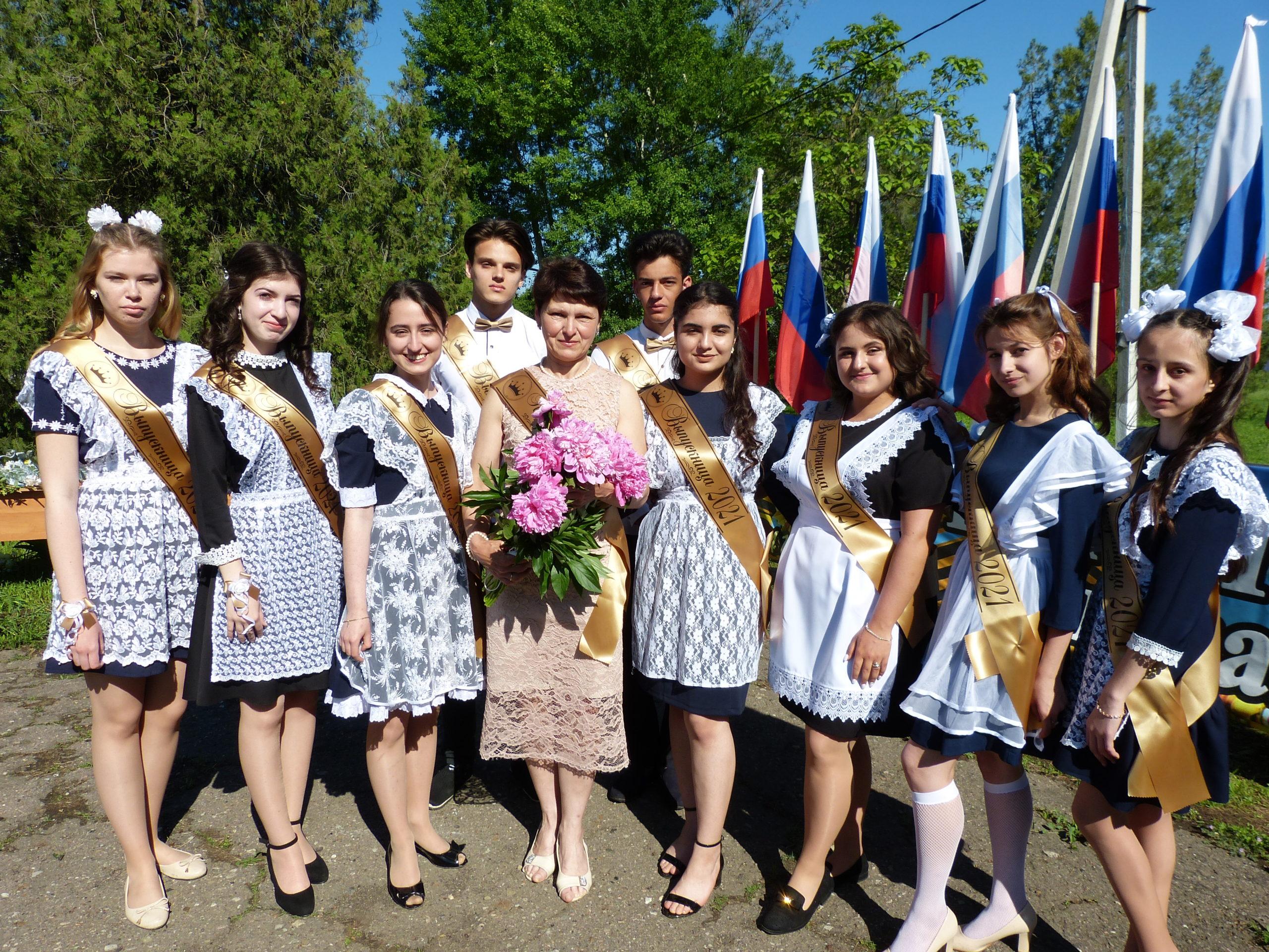 26 мая в Егорлыкском районе — 158 выпускников 11 классов