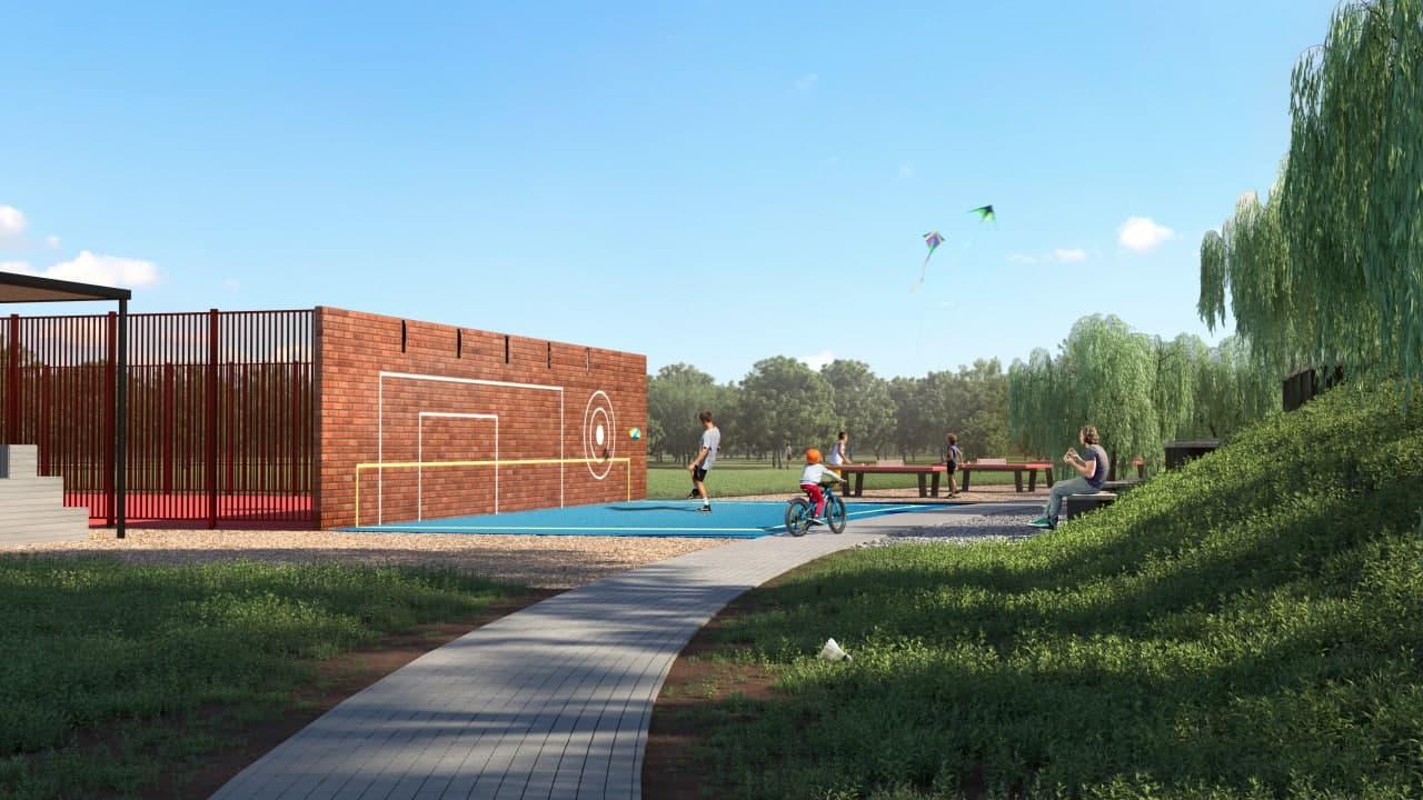 Меньше суток осталось до завершения голосования за выбор дизайн-проектов донских парков и скверов
