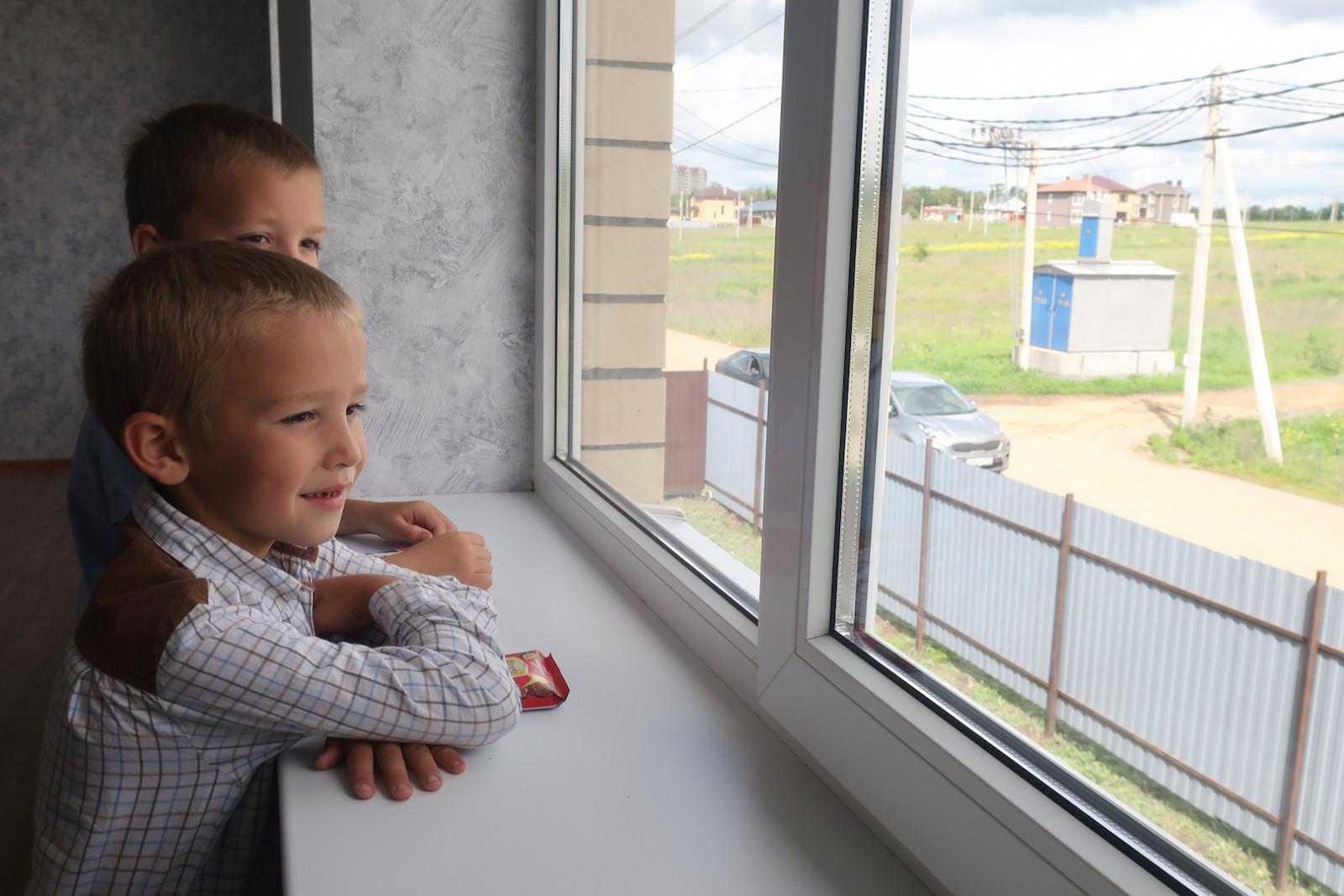 Новый дом для семьи Прокопчук