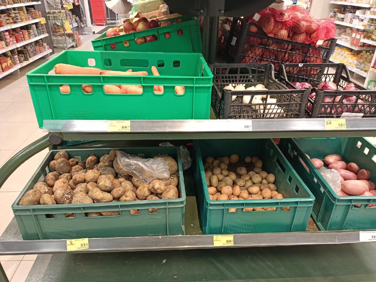 «Борщевой набор» в регионах подешевеет: «Единая Россия» предложила меры по снижению цен на сезонные овощи