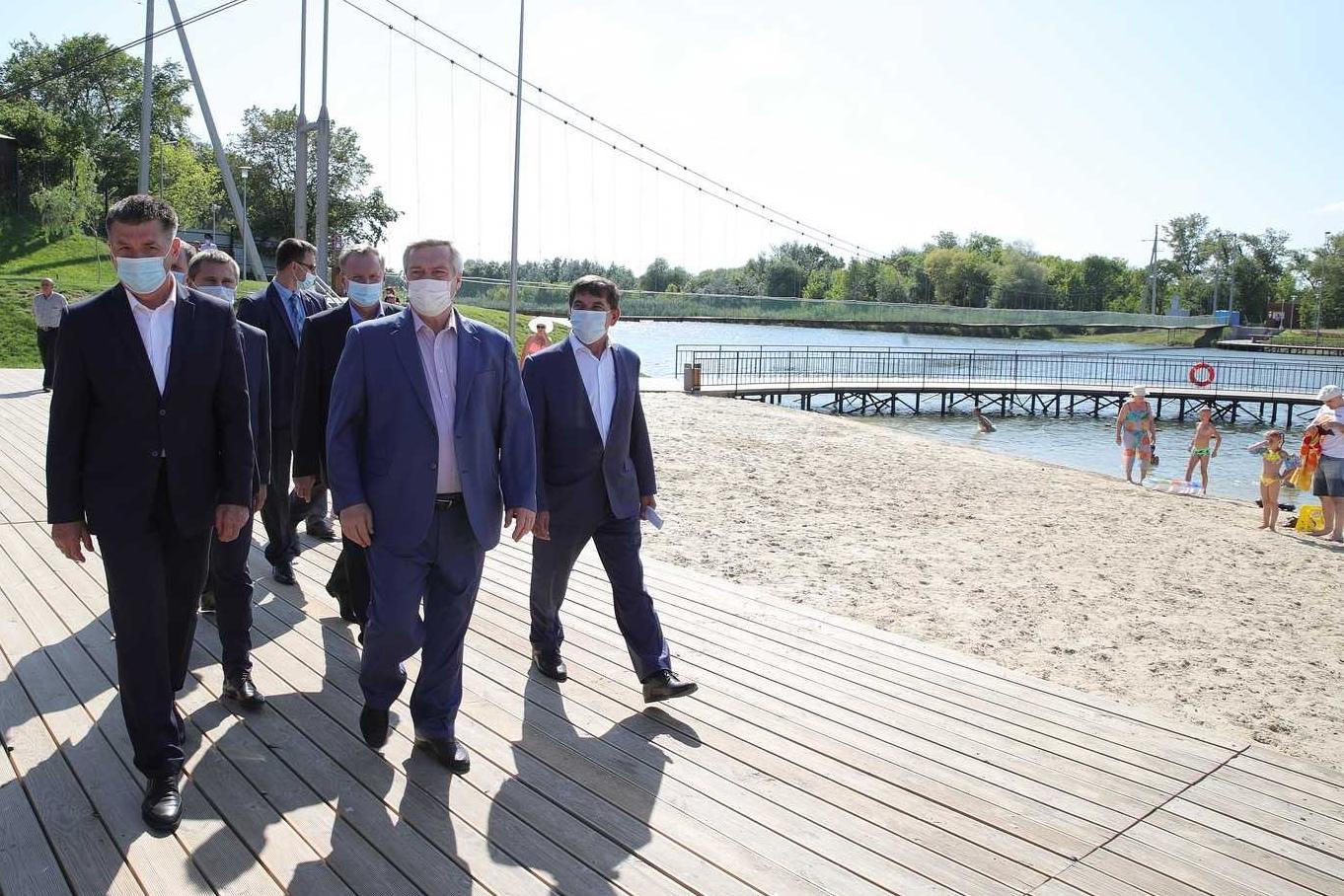 Василий Голубев: «Комплексное развитие сельских территорий требует межведомственного взаимодействия»