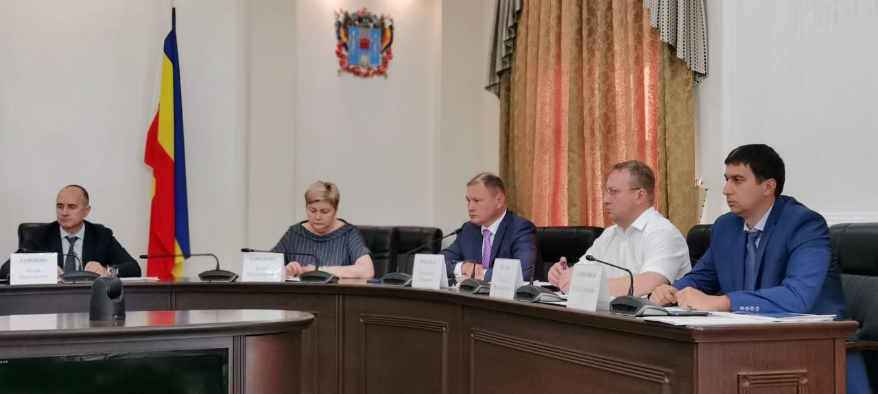 Во всех муниципальных образованиях Ростовской области до 1 августа создадут территориальные штабы по догазификации